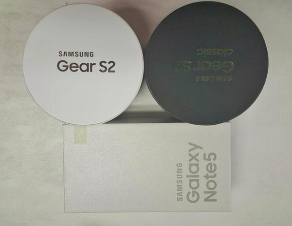Foto: Jual Samsung Galaxy S6 Edge Dan Gear S2 Ori In Box
