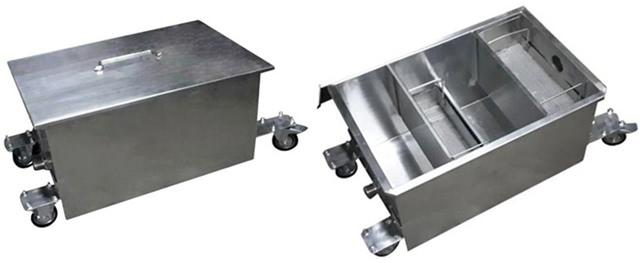 Foto: Jual Grease Trap Murah