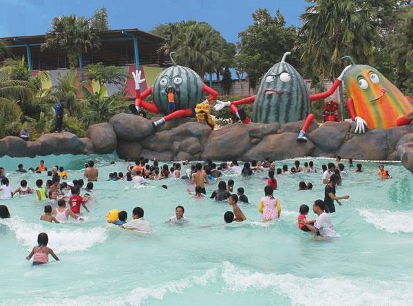 Foto: Kontraktor Waterpark Indonesia