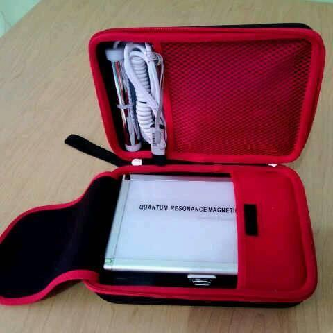 Foto: Alat Analisa Kesehatan Canggih | Quantum Resonance Magnetic Analyzer