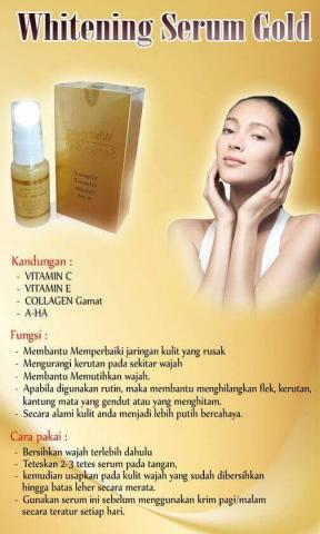 Foto: Jual Serum Gold
