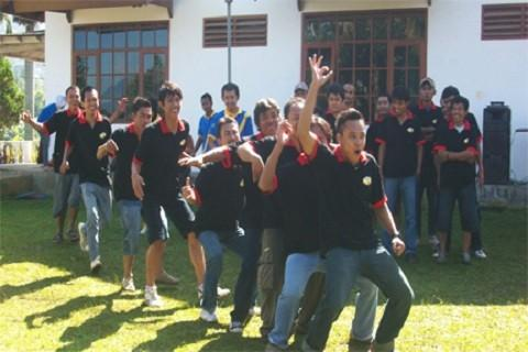 Foto: Outbound Team Building Murah Di Puncak