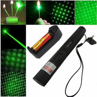 Foto: Green Laser Pointer