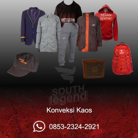 Foto: Konveksi Kaos South Legend