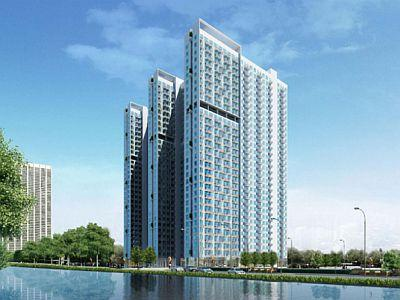 Foto: Osaka Riverview Apartment Persembahan Agung Sedayu Group
