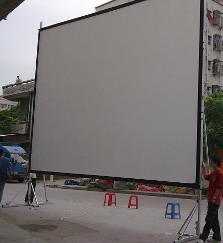 Foto: Distributor Screen Projector Dan Bracket