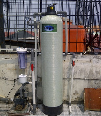 Foto: Filter Air Sumur