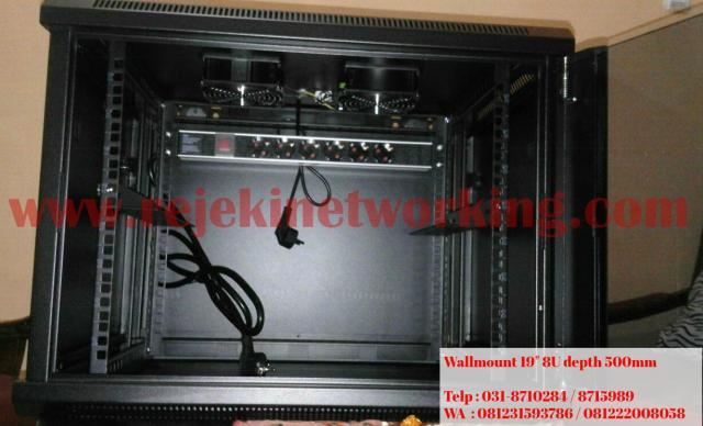 Foto: Jual Rack Server 8U New Ready Surabaya