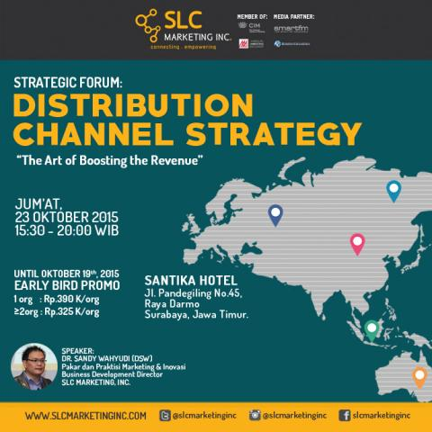 Foto: Seminar Oktober 15: Distribution Channel Strategy