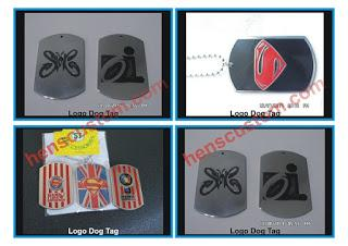 Foto: Pembuat Dog Tag, Name Tag, Pet Tag, Photo Tag, Army Tag, Dll