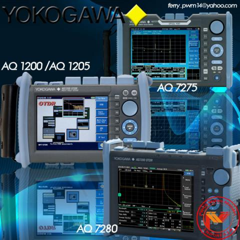 "Foto: *best Sale* Otdr Yokogawa All Type ""murah&berkualitas""!!"