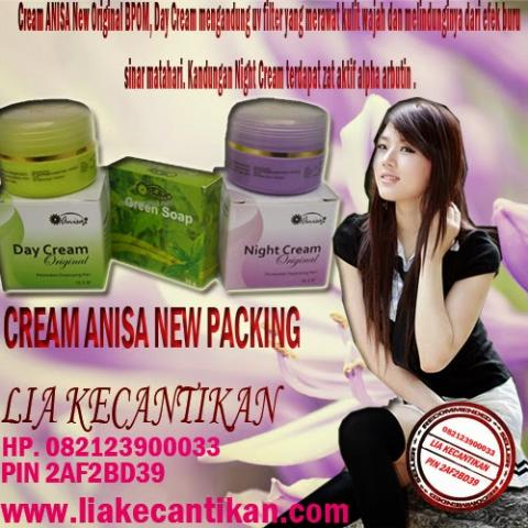 Foto: Cream Annisa New Packing