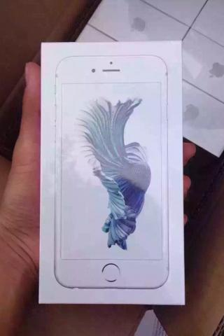 Foto: Menjual Apple iPhone 6S+ Blackmarket