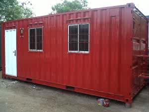 Foto: Jual Office Container