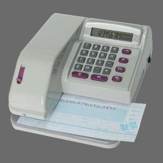 Foto: Cheque Writer Electric