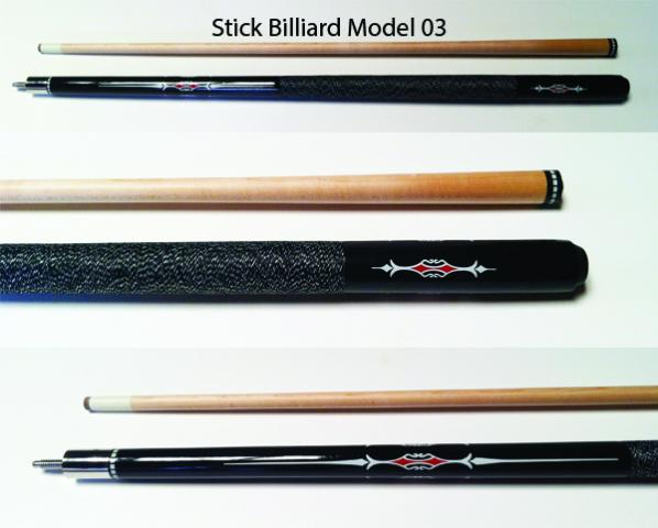 Foto: Juak Stick Billiard Custom