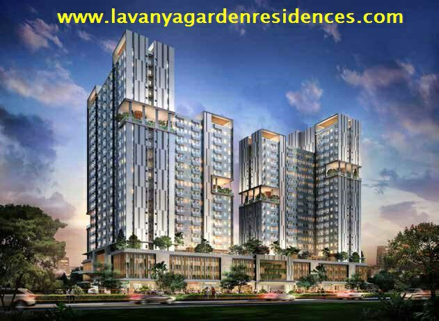 Foto: Lavanya Garden Residences Apartment Cinere – Abi